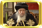 HH Pope Shenouda stresses the importance for all support Aghapy TV through monetary donations.